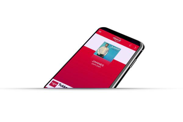 Tukker FM app